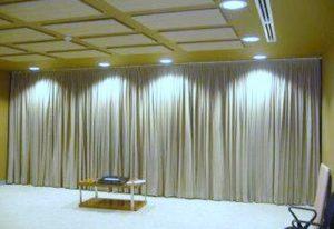 akustik salon perde