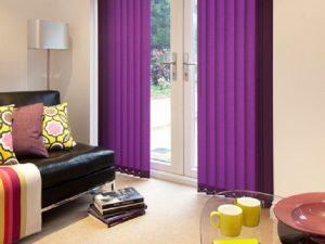 kumaş dikey-perde-purple